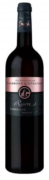 2012 Emotion CG Lemberger Reserve trocken