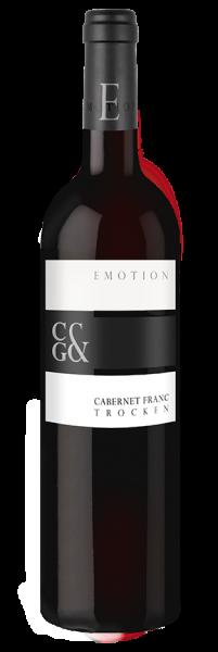 Emotion CG Cabernet Franc trocken