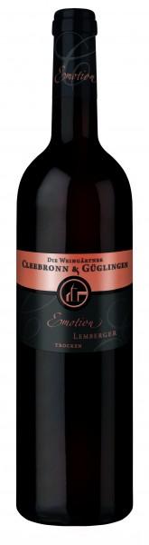 2009 Emotion CG Lemberger trocken