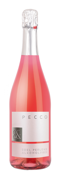 Pecco - perlendes Traubengetränk -alkoholfrei