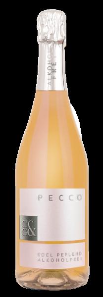 Pecco - perlendes Fruchtsaftgetränk - alkoholfrei