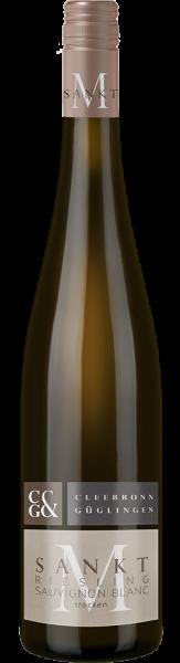 Sankt M Riesling mit Sauvignon Blanc